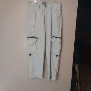 Levi Silvertab pants with mesh lining 33x32